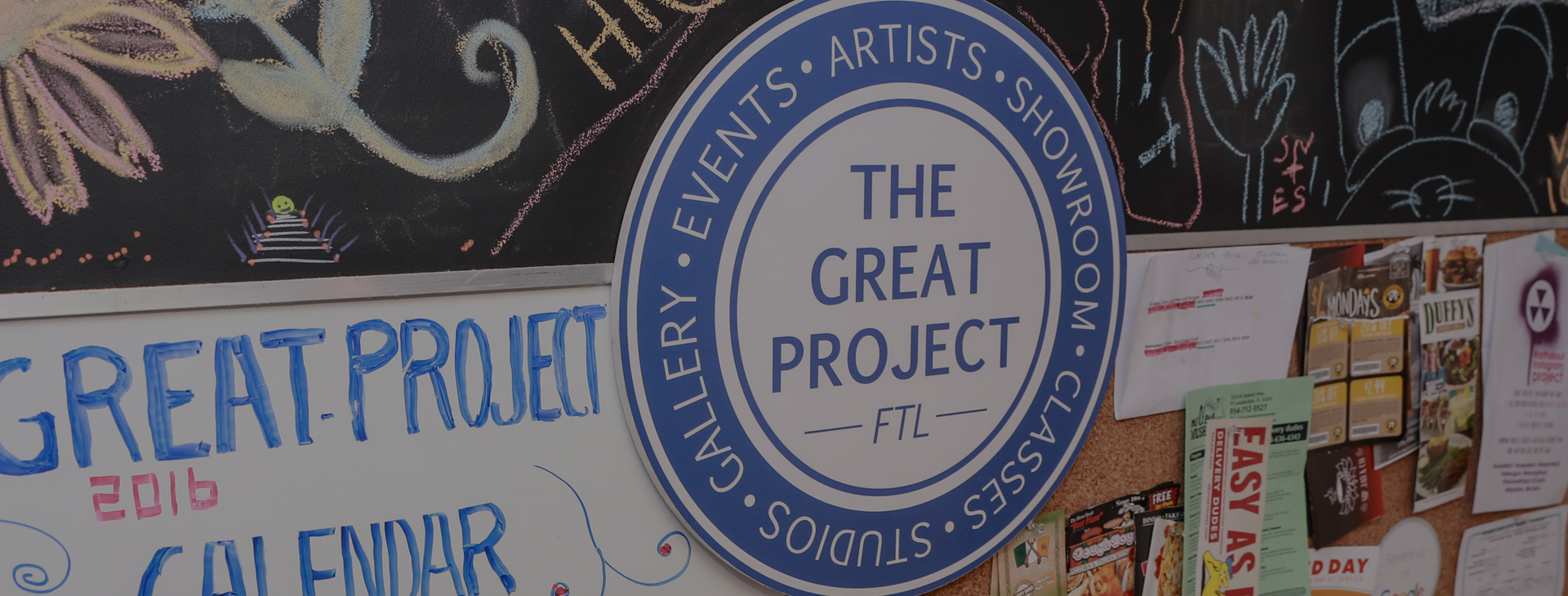 The Great Project